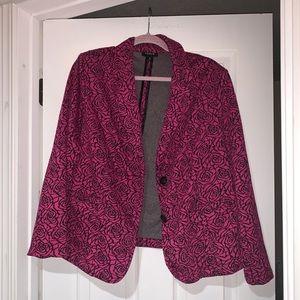 Size 3 torrid blazer